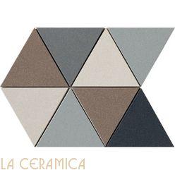 Керамогранит Lea Ceramiche Gouache.10 LS9GU10 (22.3*15.4) Decor Libeccio 03