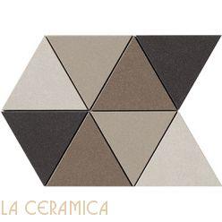 Керамогранит Lea Ceramiche Gouache.10 LS9GU08 (22.3*15.4) Decor Libeccio 01 Warm