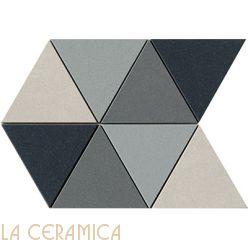 Керамогранит Lea Ceramiche Gouache.10 LS9GU07 (22.3*15.4) Decor Libeccio 01 Cold