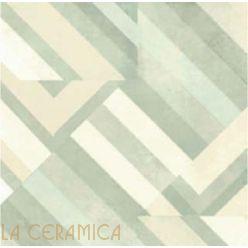 Керамическая плитка Mutina AZULEJ (20*20) Prata Bianco