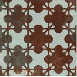 Керамическая плитка Mutina AZULEJ (20*20) Estrela Grigio