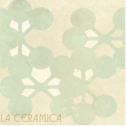 Керамическая плитка Mutina AZULEJ (20*20) Flores Bianco