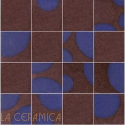 Керамогранит Unica Bolle (15*15) Blu