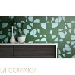 Керамогранит Unica Bolle (15*15) Verde