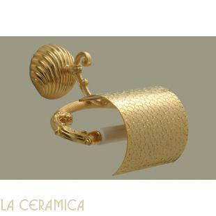 Держатель туалетной бумаги Rubinetterie Fiorentine Conchiglia 1326