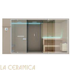 Многофункциональная баня Saunavita Ethos SSAET5E1 (В нишу)